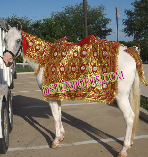 Wedding Horse Costumes