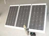 Solar Submersible Hand Pump