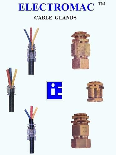 Single  Double compression Cable gland WP - FLP