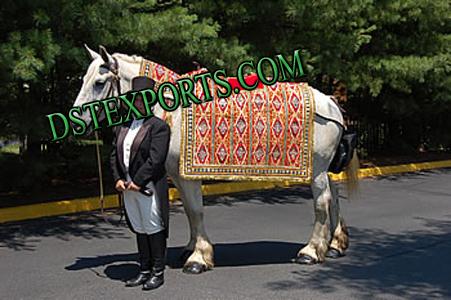Wedding Traditional Horse Costume