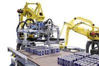 Robotic Palletising Machine