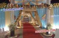 Wedding Crystal Entrance Theem
