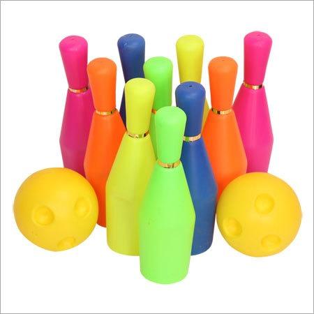 Plastic Bowling Pins