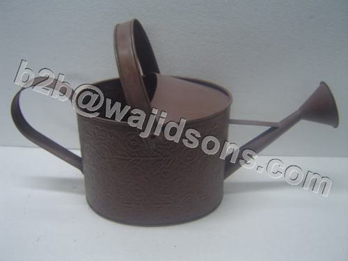 Oval Watering Can Colored