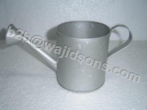 Watering Can Round Zink