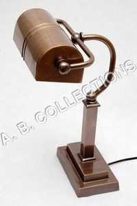 BUNKER RECT BASE DESK LAMP