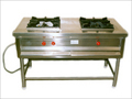 Canteen Two Gas Burner