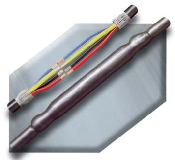 Single Core Straight Through Joint Kit
