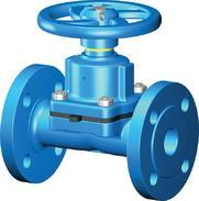 Straight Through Diaphgragm Valves