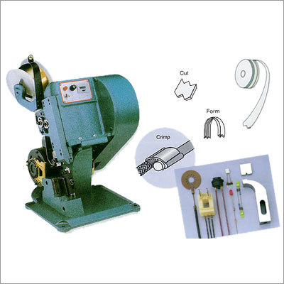 Semi Auto Terminal Crimping Machine