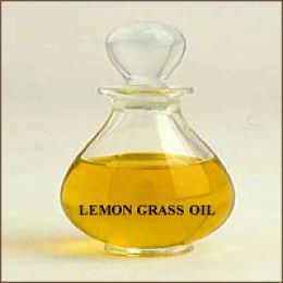 Organic lemon grass oil