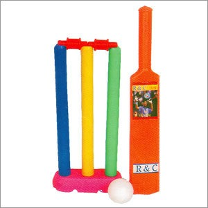 Plastic Cricket Sets