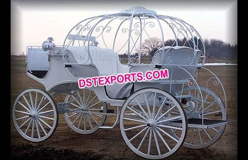New Cinderala Horse Drawn Carriage