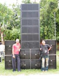 Pro Sound System