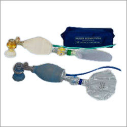 Child Silicone Resuscitators