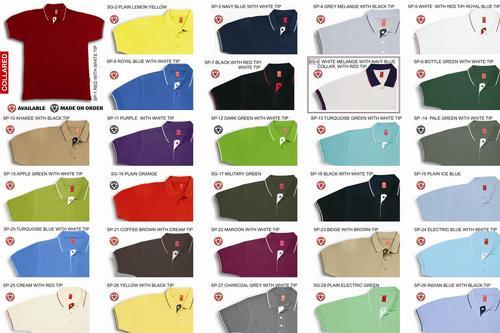 Collar Polo T Shirts