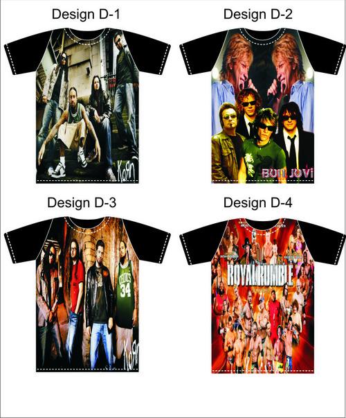 Ladies and Mens T-Shirts