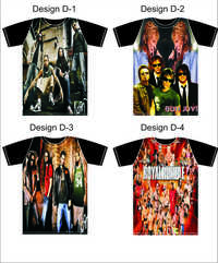 digital world t shirts