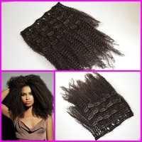 Yaki Human Hair Weave