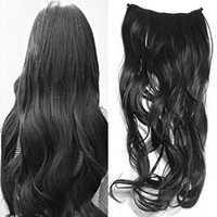 human hair wefts