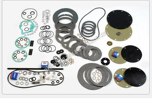 Screw Compressor Spare Parts kit
