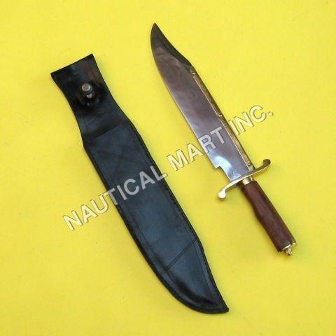Dagger w Oklahoma Scabbord 18