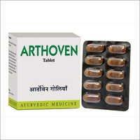 Ayurvedic Arthoven Tablets