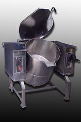 Brassing & tilting Pan