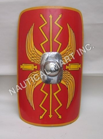 Roman Shield Knights Gladiator Armor