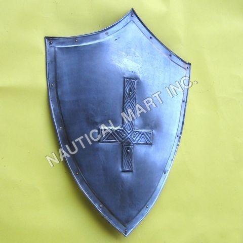ST. Peter Cross Shield