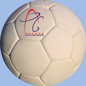 Plain White Football