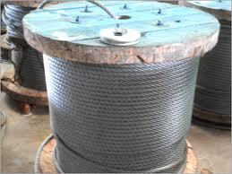 Mild Steel Wire Ropes
