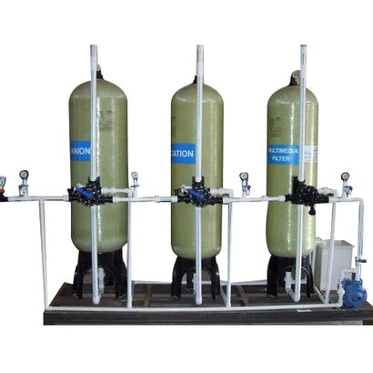 Demineralization Plant Certifications: Iso 9001 : 2015