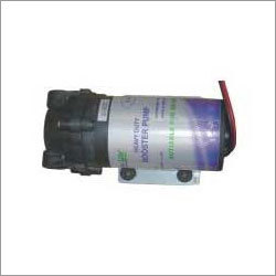 Reverse Osmosis Booster Pumps