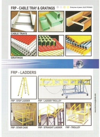Plastic Cable Tray Plastic Cable Tray Exporter Importer