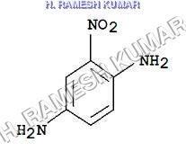 Ortho Nitro Para Phenylene Diamine
