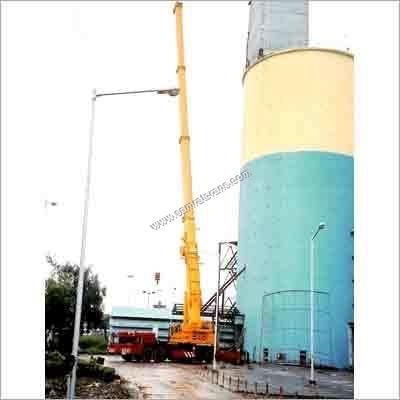 Telescopic Cranes Rental Services