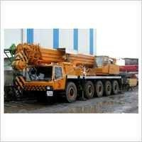 Industrial Cranes Rental Services