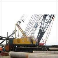 Crawler Cranes Hiring Service