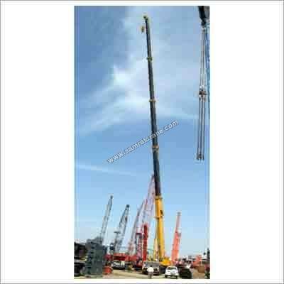 Heavy Telescopic Cranes Rental Services