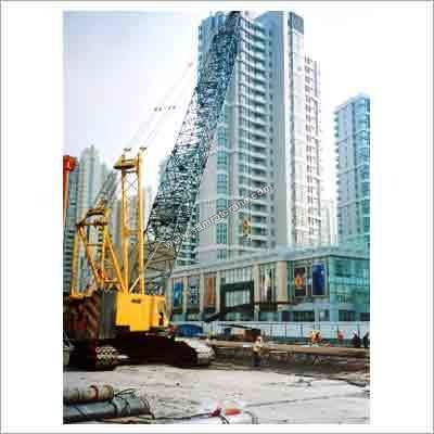 Mini Crawler Cranes Hire Services