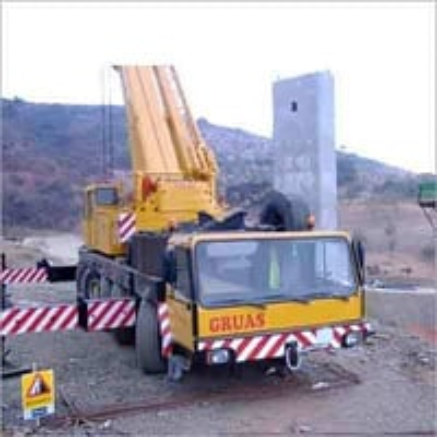 Heavy Duty Telescopic Cranes Rental Services