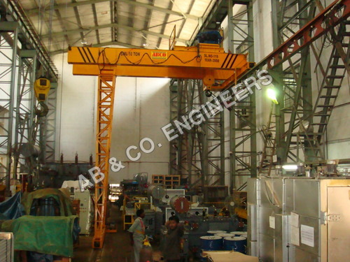 Semi Gantry Cranes