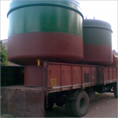 Acid Storage System