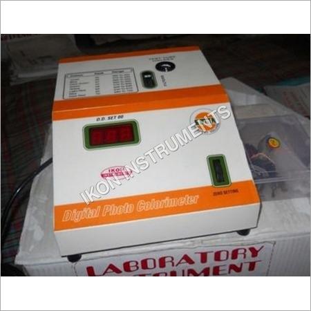 Photo Calorimeter Digital