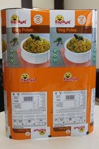 Laminated Food Packaging Materials