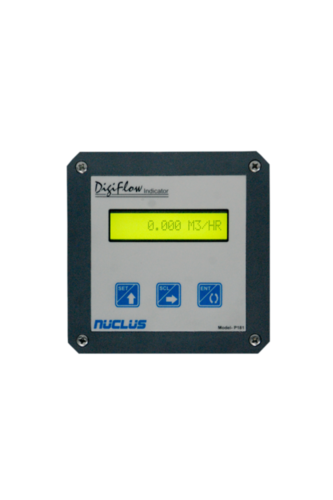 Digital Flow Indicator- Panel Mounting