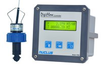 Digital Flow Controller Panel Mounting Meter