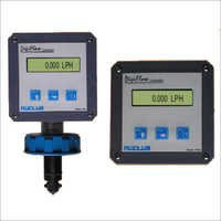 Digital Flow Panel Mounting Transmitter
