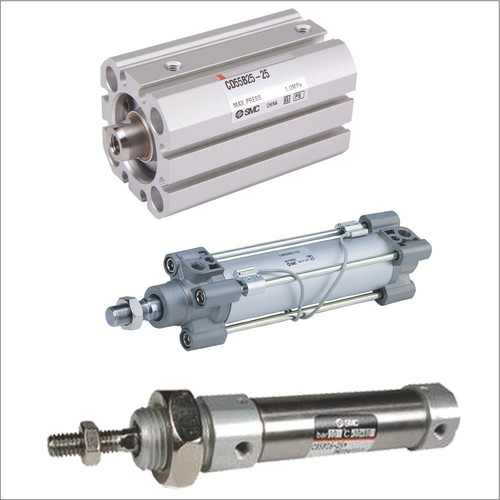 ISO Cylinder Actuator